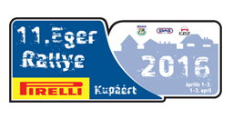 2016, Eger Rally - Historic, 2. futam